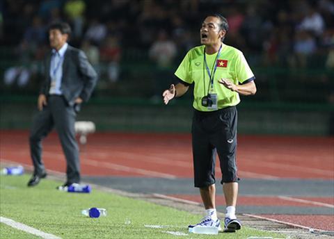 HLV U16 Viet Nam Chung ket voi Australia khac han vong bang hinh anh