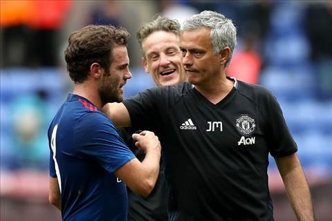 Mourinho len tieng ve tuong lai cua Mata tai MU hinh anh 2