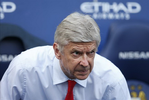 HLV Wenger tiet lo ly do tu choi dan dat DT Anh hinh anh