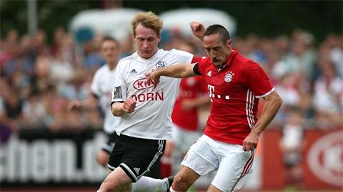 Landshut 0-3 Bayern Munich Chien thang de dang cua Hum xam hinh anh