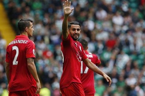 Goc Arsenal  Mahrez se giai quyet van de buc thiet ben canh phai hinh anh 2