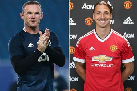 Rooney rat mong duoc da cap cung Ibrahimovic