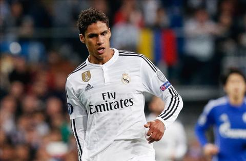 Trung ve Varane Toi o lai Real vi Zidane hinh anh