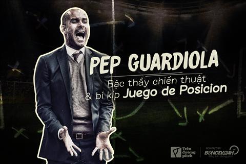 Pep Guardiola Bac thay chien thuat va bi kip Juego de Posicion hinh anh