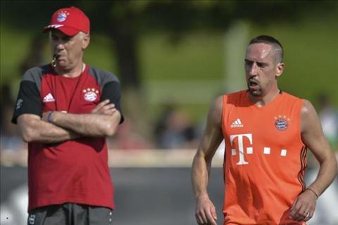 Sao Bayern mung ro khi Ancelotti len thay Guardiola hinh anh 2