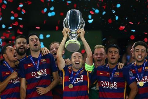 Thanh cong tren san co dem loi nhieu loi nhuan cho Barcelona
