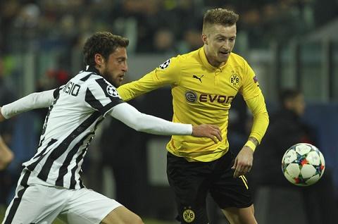 Champions League mua toi: Dung quen Juve va Dortmund