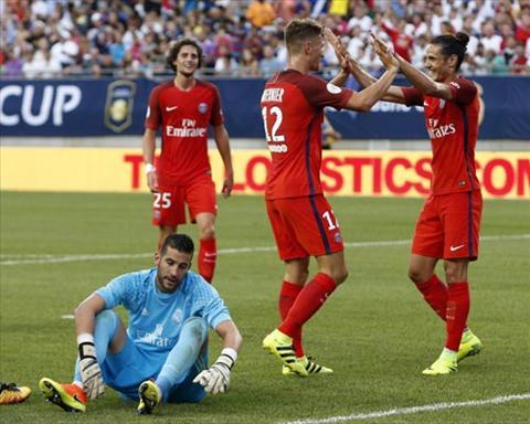 Video clip ban thang Real Madrid 1-3 PSG (ICC 2016) hinh anh