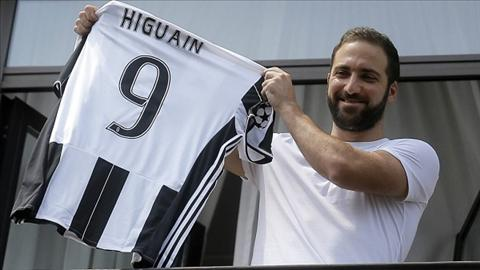 Gia nhap Juventus, Higuain bi Napoli day nghien phan boi, vo on hinh anh