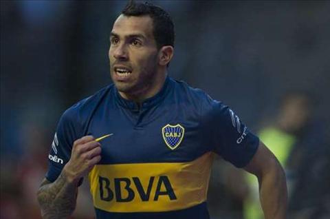 Tiet lo Conte muon mang Tevez toi Chelsea  hinh anh