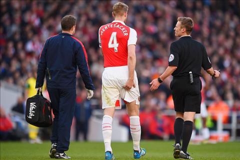 Bai toan trung ve cua Arsenal Dau kho co Wenger! hinh anh