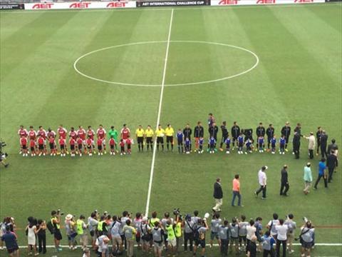 Tong hop South China 1-2 Juventus (Giao huu he 2016) hinh anh