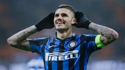 Chelsea hoi mua tien dao Mauro Icardi hinh anh 2