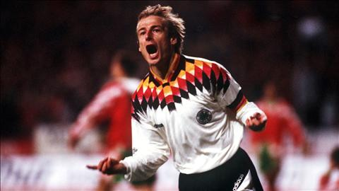 Jurgen Klinsmann – Thợ lặn chinh phục thế giới