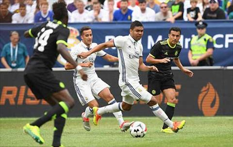 Video clip ban thang Real Madrid 3-2 Chelsea (ICC 2016) hinh anh