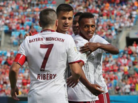 Tong hop Inter Milan 1-4 Bayern Munich (ICC 2016) hinh anh