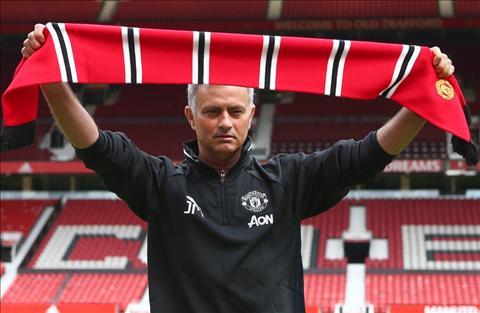 HLV Mourinho M.U