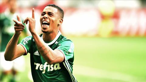 Gabriel Jesus la tai nang sang gia cua Brazil