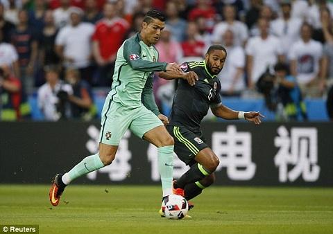 Ronaldo bdn vs wales
