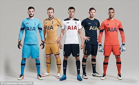 Hinh nom cat tong Hugo Lloris ra mat ao dau moi cua Tottenham hinh anh 2