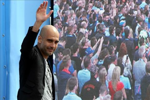 HLV Guardiola Man City