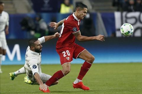 Real 3-2 Sevilla Nhung trang phao tay cho Sevilla va Sampaoli hinh anh 2