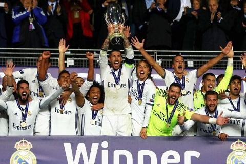 Zidane tam tac khen ngoi nguoi hung Ramos hinh anh