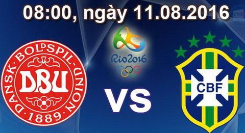 TRUC TIEP U23 Brazil vs U23 Dan Mach 08h00 ngay 118 (Olympic 2016) hinh anh
