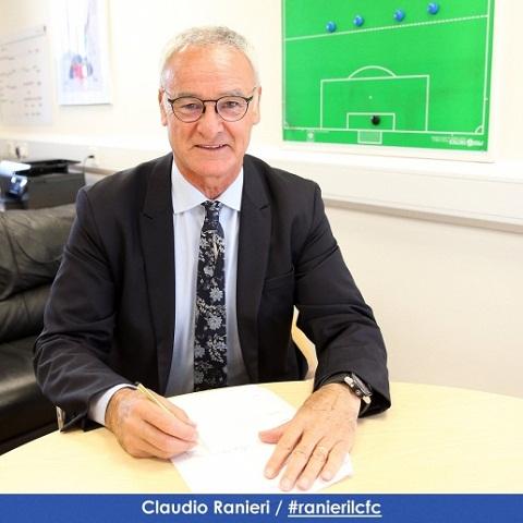 HLV Claudio Ranieri chinh thuc gia han hop dong voi Leicester hinh anh 2
