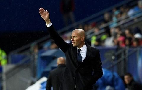 Real gianh Sieu cup chau Au, Zidane cung di vao lich su hinh anh