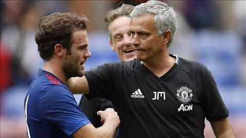 Tien ve Juan Mata gap Mourinho noi chuyen tuong lai hinh anh 2