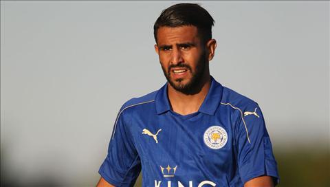 Mahrez se tiep tuc o lai Leicester mua toi