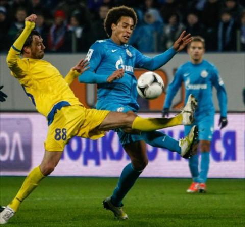 Nhan dinh Zenit vs FK Rostov 23h00 ngay 128 (Giai VDQG Nga 201617) hinh anh