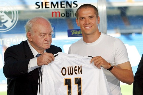 Michael Owen hinh anh 2