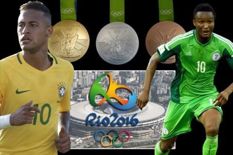 Nhan dinh U23 Brazil vs U23 Colombia 08h00 ngay 148 (Tu ket Olympic 2016) hinh anh