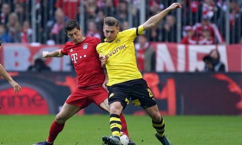 Nhan dinh Dortmund vs Bayern Munich 01h30 ngay 1508 (Sieu cup Duc 2016) hinh anh