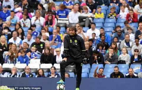 HLV Conte muon Chelsea mua Koulibaly va Lukaku hinh anh