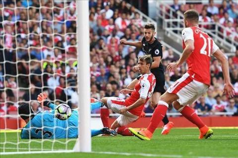 Sao Liverpool tiet lo bi quyet quat nga Arsenal ngay tai Emirates hinh anh