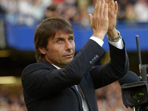 Chelsea thang nghet tho, HLV Conte vo oa trong cam xuc hinh anh