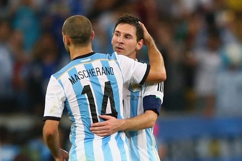 Mascherano tin Messi se manh me hon sau that bai