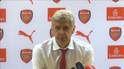 Wenger de ngo kha nang tro lai Arsenal cua Wilshere hinh anh