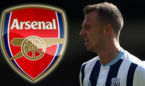 Evans Arsenal