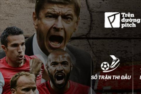 Infographic: Các chân sút Arsenal dưới thời Wenger