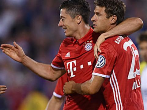 Tong hop Carl Zeiss Jena 0-5 Bayern Munich (Cup QG Duc 201617) hinh anh