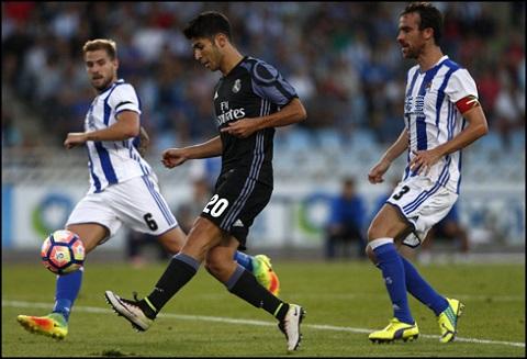 Marco Asensio Tai nang tre cua Real Madrid la ai hinh anh 2