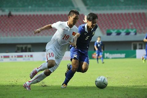 Nhung diem nhan dang chu y sau tran U19 Viet Nam 1-0 U19 Thai Lan hinh anh