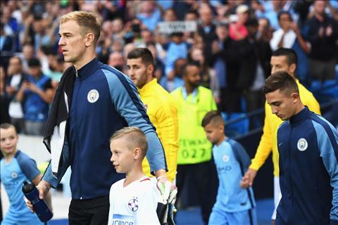 Guardiola Hart van la cau thu cua Man City hinh anh