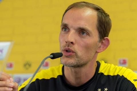 HLV Thomas Tuchel noi gi sau tran Legia Warsaw 0-6 Dortmund hinh anh 2