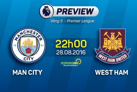 Man City vs West Ham (22h00 ngay 288) Mou goi Pep co tra loi hinh anh 3