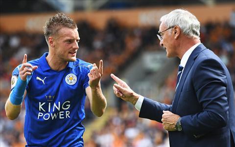 Ranieri tin tuong Vardy se thang hoa tro lai